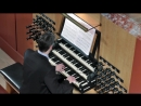 671 J S Bach Chorale prelude Kyrie Gott heiliger Geist BWV 671 Cum Organo pleno Daniel Bruun