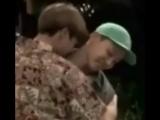 такой нежный поцелуйчик.