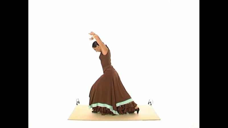 Farruca - обучение танцу Фламенко
