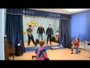11 класс танец 90-е годы