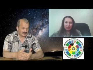 Валентина Когут и А. Кунгуров. Творение Человека. Беседа первая.