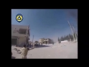 Компиляция прилётов от ВКС РФ в Сирии