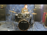 Dead Face Noodle Giorgie - (Drum solo)