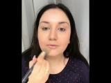Лёгкий макияж от Гоар