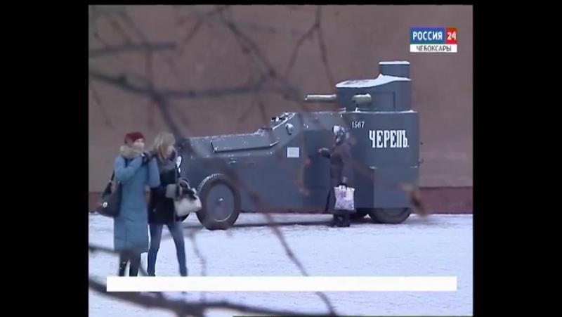 В музее Чапаева появились новые интерактивные экспонаты