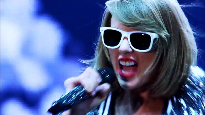 Taylor Swift - Welcome To New York (Live at The 1989 World Tour 2015)