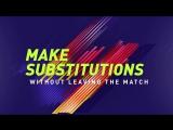 FIFA 18 - быстрые замены