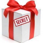 В чем секрет подарка 164