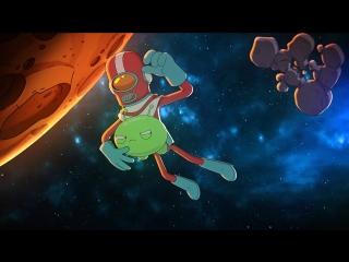 Космический рубеж (1 сезон, 2018) русский трейлер мультфильма   крайний космос   космо-рубеж   final space