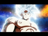 Dragon Boll Super OST Gokus New Evolution Theme Song Ultra lnstinct Angel Theme