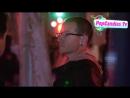 Linkin Park Chester Bennington enjoys Lucinda Williams Concert before departing Troubadour WeHo
