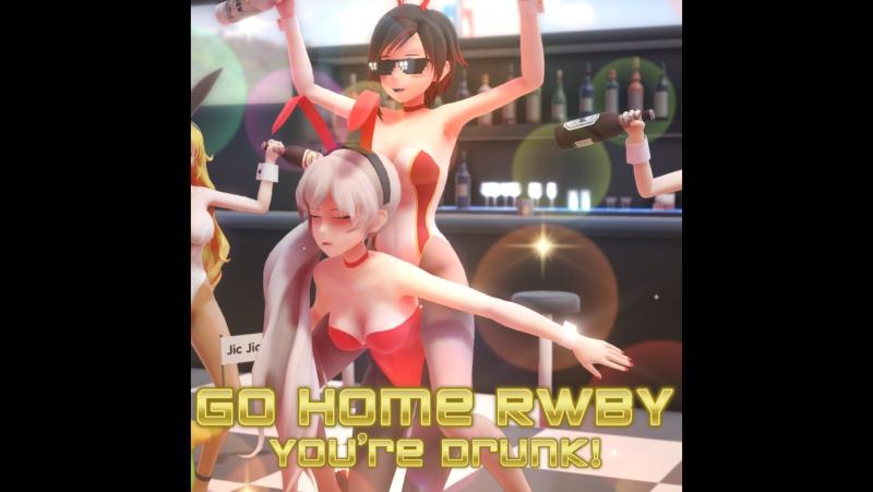 【MMD RWBY】 After Drunk - La Bomba 1080p 60fps » Freewka.com - Смотреть онлайн в хорощем качестве