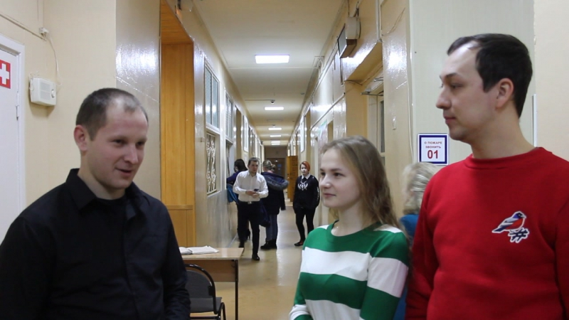 Акция Татьянка в Сыктывкарском гуманитарно-педагогическом колледже им. И. А. Куратова