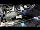 BMW E60 M52 замена прокладки теплообменника и масляного стакана своими руками