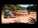 Экстремальная вывозка леса