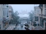Snow in Monaco - Rare Snowfall Covers Monte-Carlo February 2018