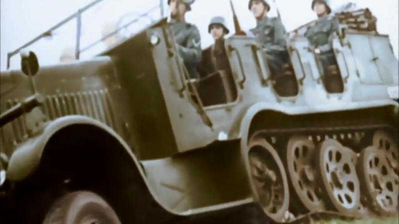 Вторая мировая война в цвете. Надвигающаяся буря