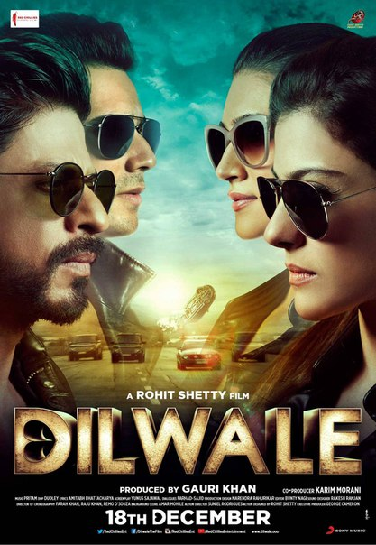 Dilwale Full Movie 2015 - Free downloads and reviews