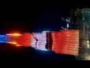 Лазерное шоу и поющие фонтаны в Дубае
