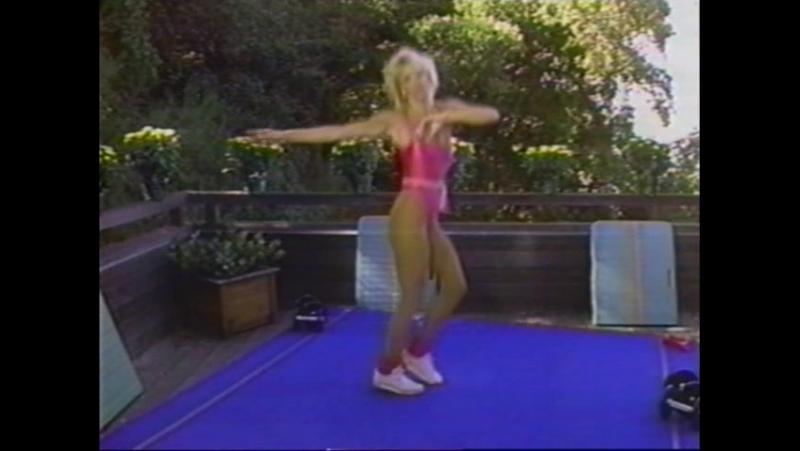 Joanie Greggains Lean Legs and High Engergy Aerobics - Шейпинг, Аэробика, Фитнес
