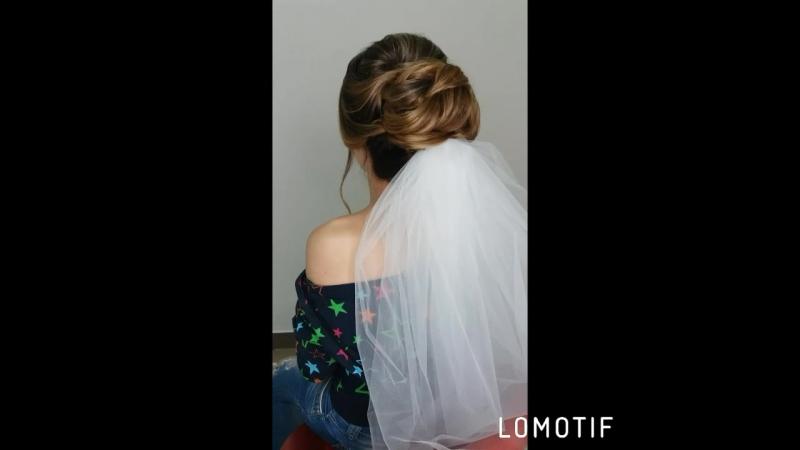 Нежный образ невесты👰🌸✨ Make up @elvirasergeeva23 Hair @adeliasharafeeva для вашего удобства Запись по тел 9172386768