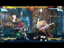 Guilty Gear Xrd Rev2 Baiken kire tatami mixup