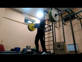 первые шаги в тяжелой атлетике