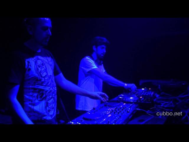Videoset Nuke vs. Regal Live @ Fabrik - Code098 - (MadridES) - 31052014
