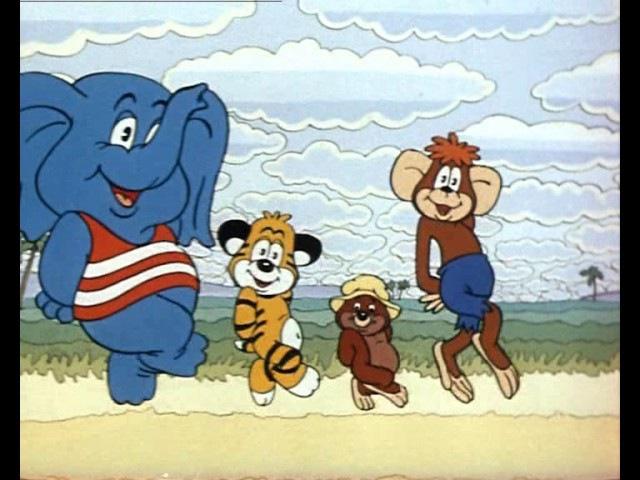 По дороге с облаками (1984) Рисованный мультфильм | Золотая коллекция