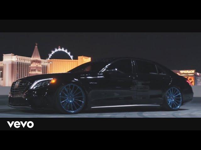 Night Lovell Deira City Centre Mercedes Benz S63 AMG Showtime