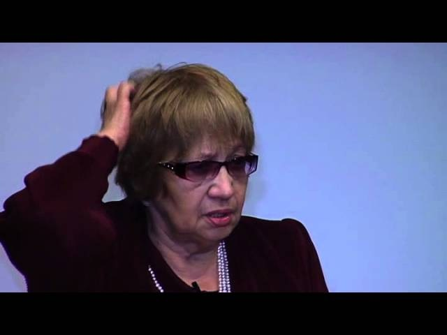Лариса Васильева, автор Кремлёвских жён, в Вильнюсе