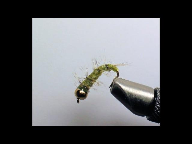 Как связать муху нимфу по фото ... по просьбе подписчиков с Алтая 2ЧАСТЬ.