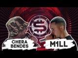 STAFFKA BATTLE : CHERA BENDES VS M1LL [#RESPECT]