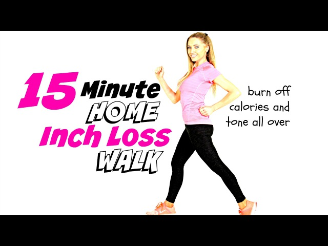 WALKING WORKOUT FOR WEIGHT LOSS- HOME WORKOUT - easy to follow START NOW