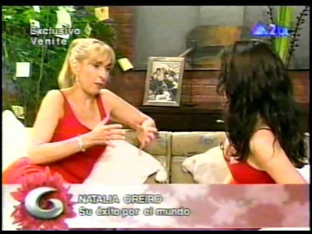 Natalia Oreiro Entrevista en Venite 2001 Completa