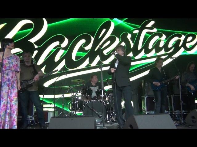 Алексей Глызин в Backstage (Crocus City Hall),27.05.2016