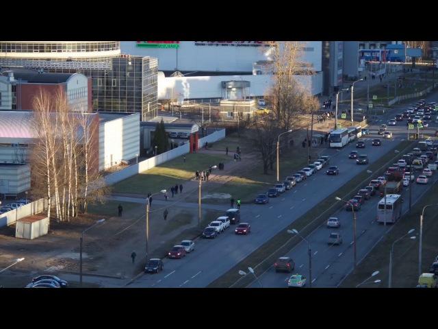 Захвачено и опечатано богослужебное здание, которое служило для тысяч петербуржских верующих