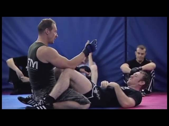 Keysi Fighting Method MMA Training 3