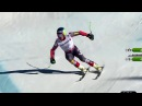Giant Slalom  Turns with Slow Motion Ted Ligety GS