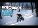 Whack Jobs' Film Fat-Bike Grooming in Michigan