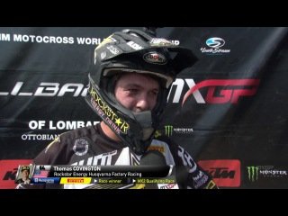 Qualifying Highlights_Fiat Professional Fullback MXGP of Lombardia 2017