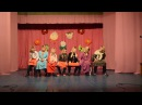 Шуточный танец от мальчиков бабушки-старушки