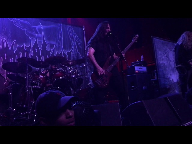 Immolation - Rise The Heretics (Live @ The Fonda Theatre, 11/18/17)