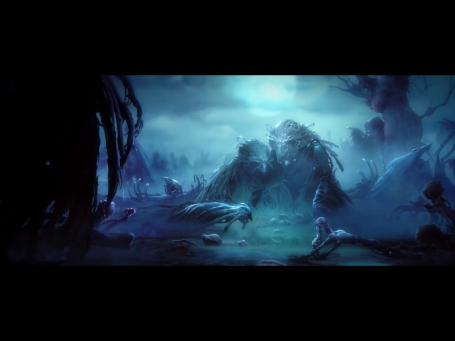 Ori and the Will of the Wisps E3 2017 Teaser - 21:9 4K
