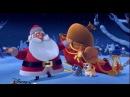 дружные мопсы рождество
