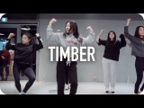 Timber - Pitbull ft. Ke$ha Beginner's Class