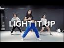 Light it Up feat Nyla Fuse ODG Remix Major Lazer Beginner's Class
