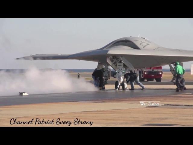 Northrop Grumman X-47 Pegasus многоцелевой беспилотный летательный аппарат