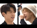BTS - Imitating Each Other (Who Is The Best Imitator)