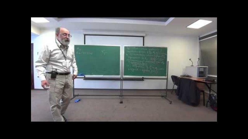 С.К.Ландо, Введение в геометрию пространств модулей алгебраических кривых, Лекция 2